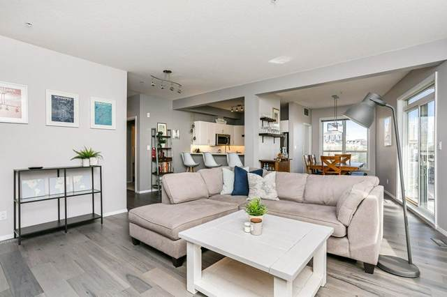 202 10033 110 Street, Edmonton, AB T5K 1J5 (#E4243784) :: Initia Real Estate