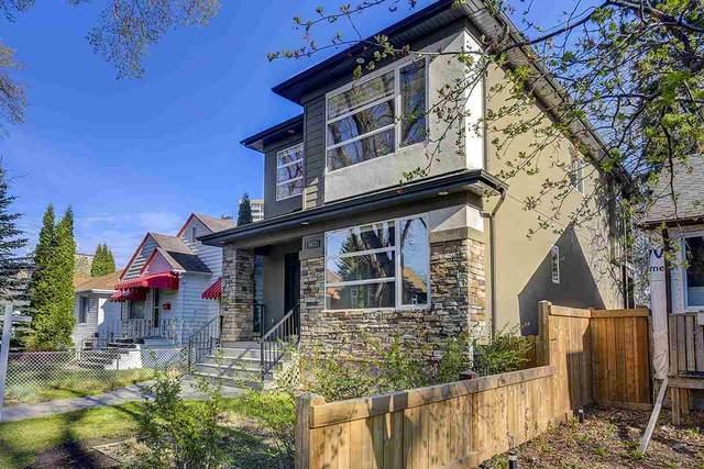 9842 90 Avenue, Edmonton, AB T6E 2T1 (#E4243904) :: Initia Real Estate
