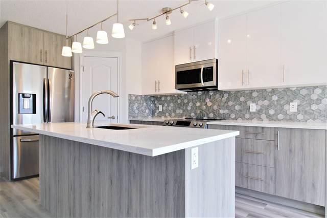 17123 7A Avenue, Edmonton, AB T6W 0M5 (#E4243996) :: Initia Real Estate