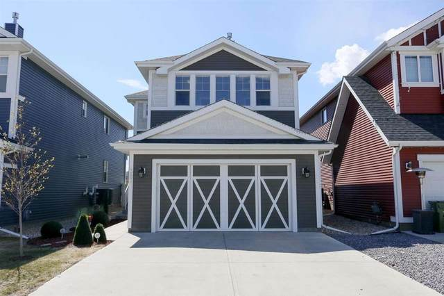 387 Simpkins Wynd, Leduc, AB T9E 0Y4 (#E4244058) :: Initia Real Estate
