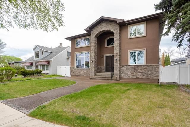 9261 Strathearn Drive, Edmonton, AB T6C 4E1 (#E4244317) :: Initia Real Estate