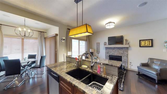 2814 15 Street, Edmonton, AB T6T 0V5 (#E4244397) :: Initia Real Estate
