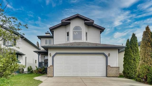 709 Balfour Close, Edmonton, AB T5T 6H7 (#E4244560) :: The Good Real Estate Company