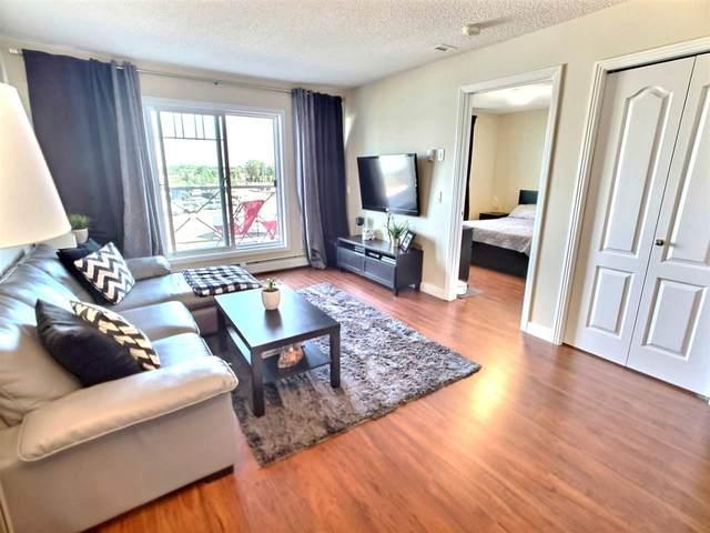 309 12650 142 Avenue, Edmonton, AB T5X 0J4 (#E4244706) :: Initia Real Estate