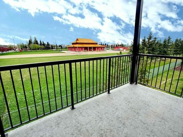 219 14808 125 Street, Edmonton, AB T5X 0G1 (#E4245468) :: Initia Real Estate
