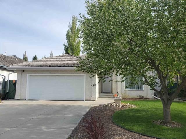 1519 Wellwood Way, Edmonton, AB T6M 2M3 (#E4245721) :: The Good Real Estate Company