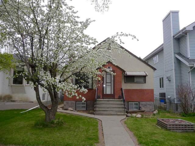 9736 95 Street, Edmonton, AB T6C 3X7 (#E4245827) :: The Good Real Estate Company