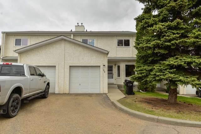23 3520 60 Street, Edmonton, AB T6L 6H5 (#E4245839) :: The Foundry Real Estate Company