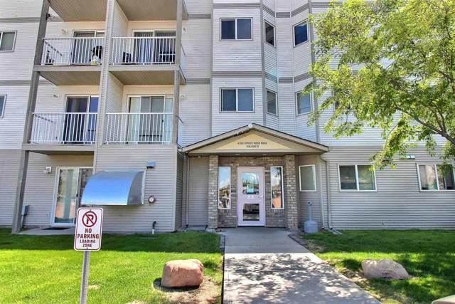103B 260 Spruce Ridge Road, Spruce Grove, AB T7X 0A1 (#E4246882) :: The Good Real Estate Company