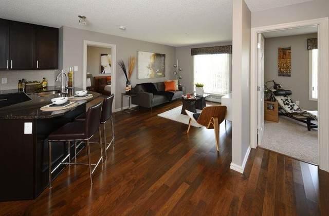 304 2203 44 Avenue, Edmonton, AB T6T 0T1 (#E4246999) :: The Good Real Estate Company