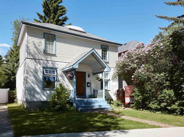 11012 University Avenue, Edmonton, AB T6G 1Y3 (#E4247876) :: Initia Real Estate