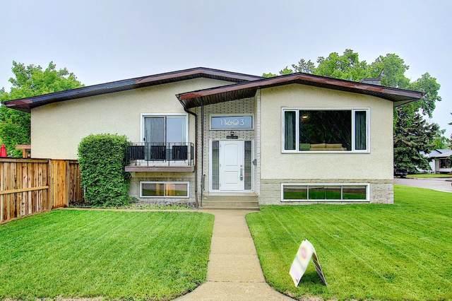 11603 44 Street, Edmonton, AB T5W 2S1 (#E4247919) :: The Good Real Estate Company