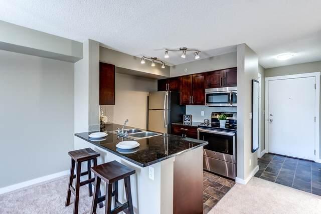 406 3211 James Mowatt Trail, Edmonton, AB T6W 3L5 (#E4248053) :: The Good Real Estate Company