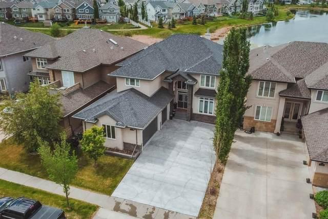 1108 70 Street SW, Edmonton, AB T6X 1K8 (#E4248206) :: Initia Real Estate