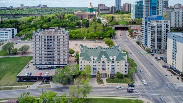 104 9640 105 Street, Edmonton, AB T5K 0Z7 (#E4248401) :: Müve Team | RE/MAX Elite