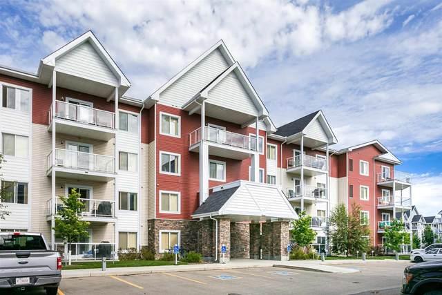 217 2207 44 Avenue, Edmonton, AB T6T 0T2 (#E4248576) :: The Foundry Real Estate Company