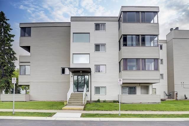 320 24 Jubilee Drive, Fort Saskatchewan, AB T8L 2M1 (#E4248824) :: The Good Real Estate Company