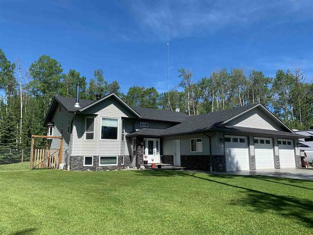 32 54030 Rge Rd 275, Rural Parkland County, AB T7X 3V4 (#E4248834) :: The Good Real Estate Company