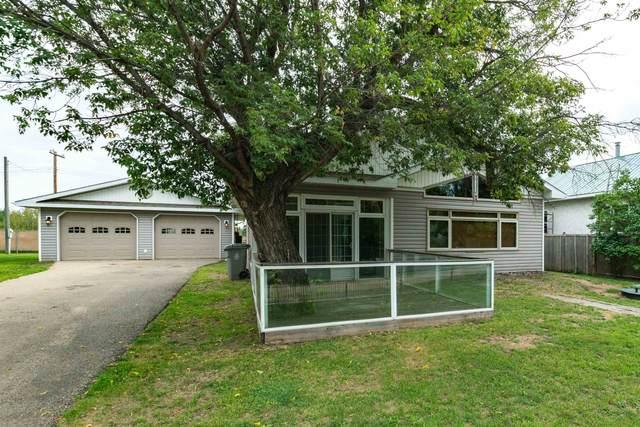 154 1 Avenue, Hilliard, AB T0B 2B0 (#E4249093) :: The Foundry Real Estate Company