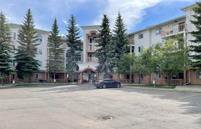 401 10915 21 Avenue, Edmonton, AB T6J 6X2 (#E4249968) :: Müve Team   RE/MAX Elite
