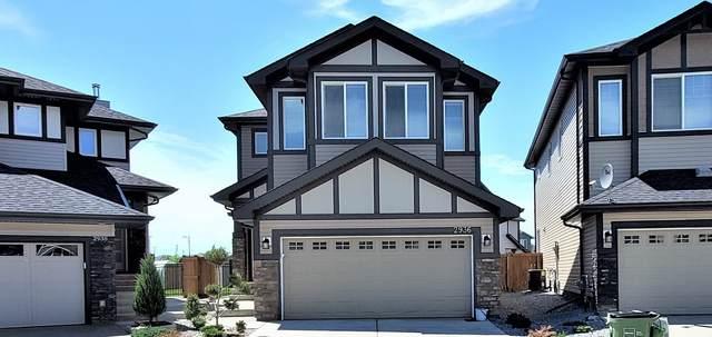 2936 Anton Link, Edmonton, AB T6W 3T7 (#E4250062) :: Initia Real Estate