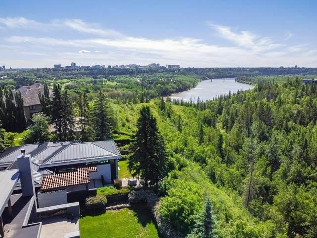 16 Riverside Crescent, Edmonton, AB T5N 3M5 (#E4250382) :: Initia Real Estate