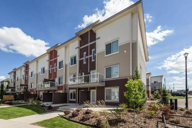 62 804 Welsh Drive, Edmonton, AB T6X 1Y8 (#E4250520) :: The Foundry Real Estate Company