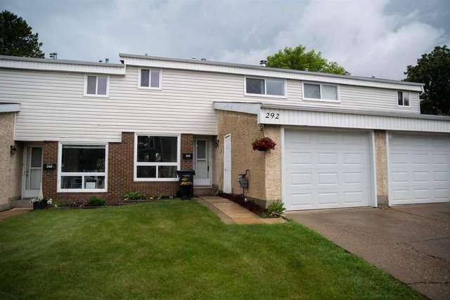 292 Grandin Village, St. Albert, AB T8N 2R6 (#E4250642) :: The Foundry Real Estate Company