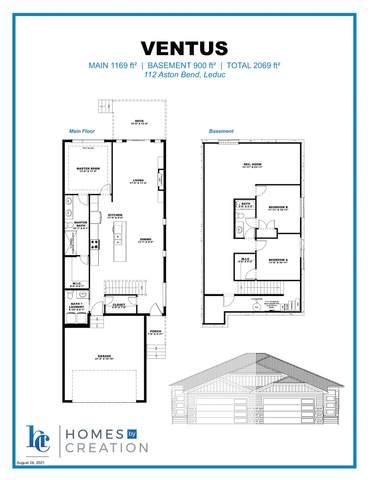 112 Aston Bend, Leduc, AB T9E 0E2 (#E4251249) :: The Foundry Real Estate Company