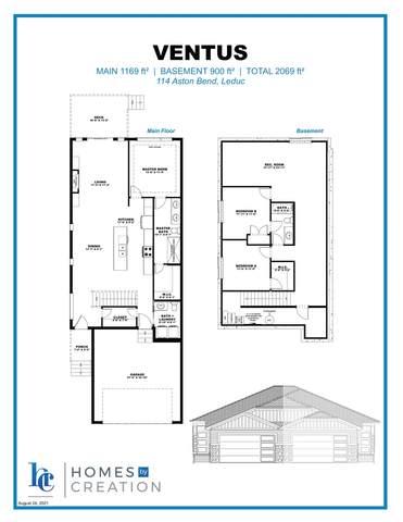 114 Aston Bend, Leduc, AB T9E 0E2 (#E4251254) :: The Foundry Real Estate Company