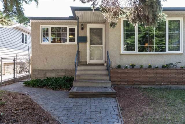 9321 95 STREET, Edmonton, AB T6C 3X1 (#E4251787) :: The Good Real Estate Company