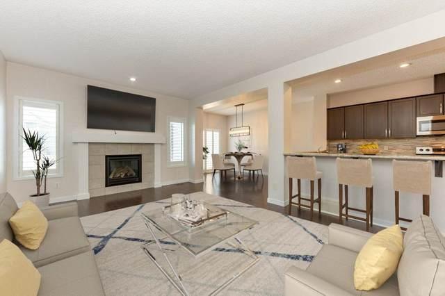 538 Sturtz Link, Leduc, AB T9E 0Y7 (#E4252479) :: The Good Real Estate Company
