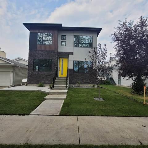 9228 89 Street NW, Edmonton, AB T6C 3L1 (#E4253759) :: The Good Real Estate Company
