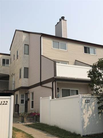 125 Lancaster Terrace, Edmonton, AB T5X 5S7 (#E4254544) :: Müve Team | RE/MAX Elite