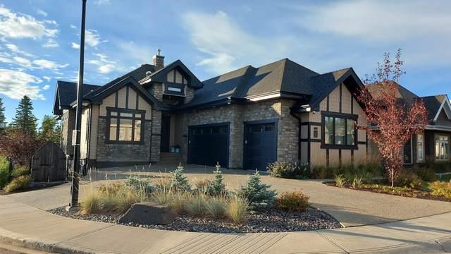 17 10550 Ellerslie Road, Edmonton, AB T6W 0Y2 (#E4254992) :: Initia Real Estate