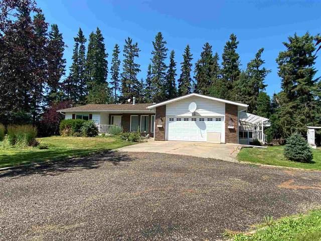 Rural Westlock County, AB T7P 2N9 :: Initia Real Estate