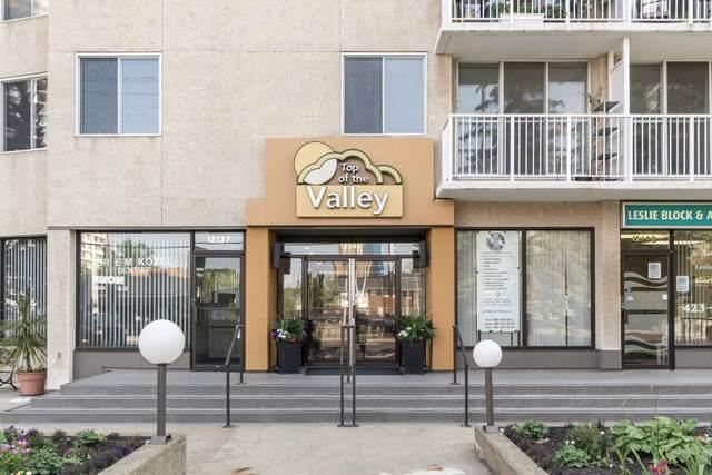 1101 12141 Jasper Avenue, Edmonton, AB T5N 3X8 (#E4256336) :: Initia Real Estate