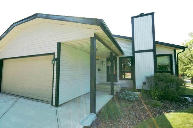 82 Patterson Crescent, St. Albert, AB T8N 4T5 (#E4256403) :: The Good Real Estate Company