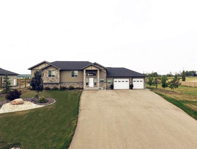 101 46225 Twp Rd 612, Rural Bonnyville M.D., AB T9N 2J6 (#E4256750) :: The Foundry Real Estate Company