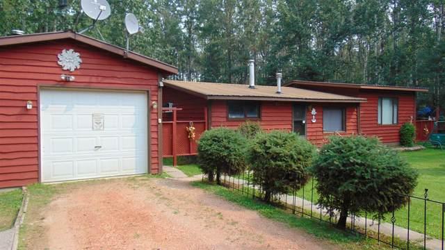 #22 464049 Rge. Rd. 14 Aspen Acres, Rural Wetaskiwin County, AB T0C 2V0 (#E4256830) :: Initia Real Estate