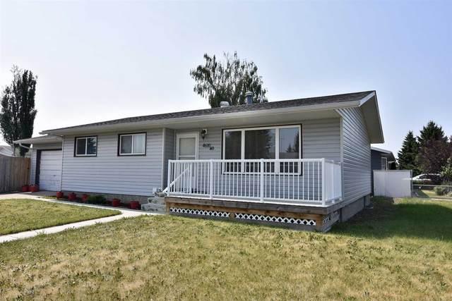 4610 40A Street, St. Paul Town, AB T0A 3A2 (#E4257055) :: Initia Real Estate