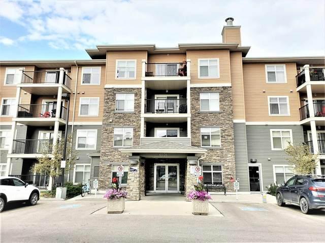 438 6076 Schonsee Way, Edmonton, AB T5Z 0K8 (#E4260047) :: Initia Real Estate