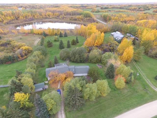 35 52330 RGE RD 24, Rural Parkland County, AB T7Y 2K7 (#E4261338) :: Müve Team | Royal LePage ArTeam Realty