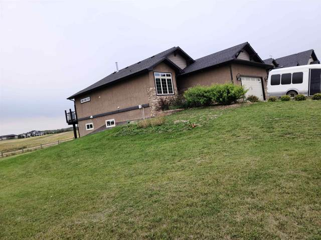 109b Wolf Run Drive, Rural Ponoka County, AB T4J 0B3 (#E4261791) :: The Foundry Real Estate Company
