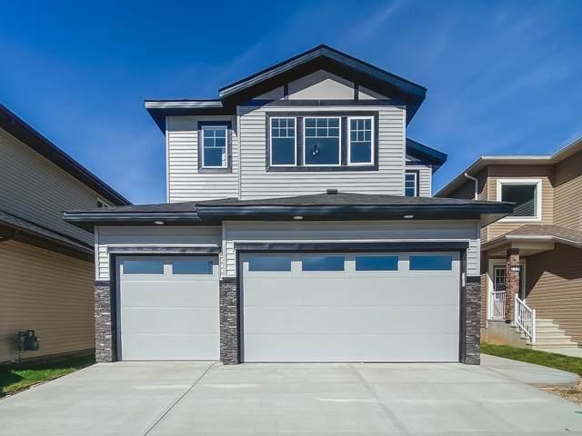 314 West Haven Drive, Leduc, AB T9E 0M5 (#E4262273) :: Initia Real Estate