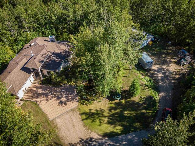 1 54106 RGE RD 275, Rural Parkland County, AB T7X 3V3 (#E4262755) :: The Foundry Real Estate Company