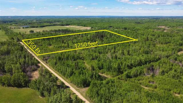 RR51 Twp Rd 550, Rural Lac Ste. Anne County, AB T0E 0N0 (#E4262831) :: Initia Real Estate