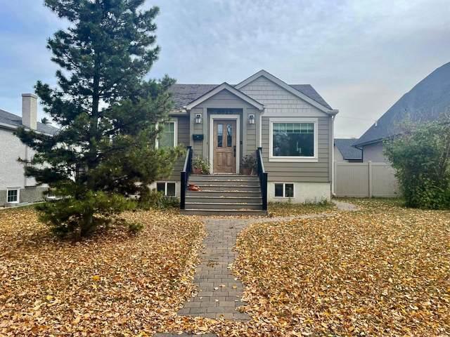 8815 94 Street, Edmonton, AB T6C 3R2 (#E4264984) :: The Foundry Real Estate Company
