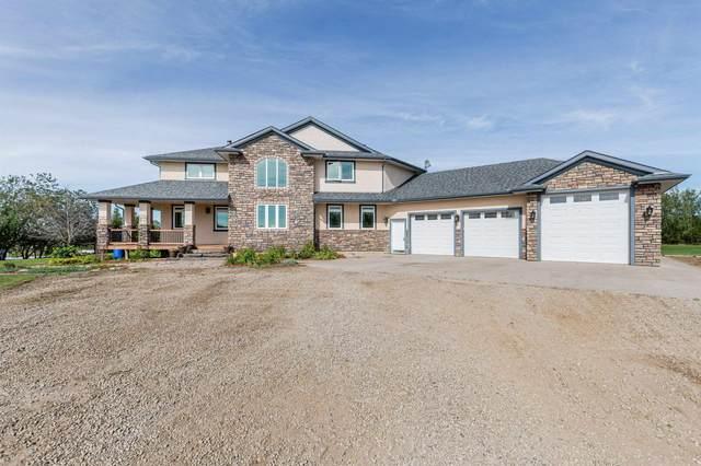 31 Douglas Road, Rural Parkland County, AB T7X 3V3 (#E4265301) :: The Foundry Real Estate Company