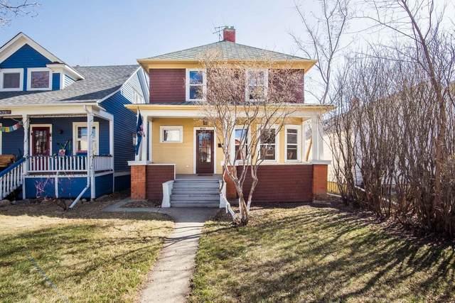 9943 88 Avenue, Edmonton, AB T6E 2R4 (#E4265440) :: The Foundry Real Estate Company
